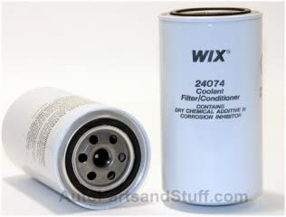 Regular Now free shipping discount WIX - 24074 Filter Spin-On Coolant