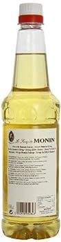 Monin Premium Yellow Banana Syrup 1 L