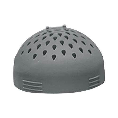 Abimy Mini colador portátil multiusos para cocina, tapa de escurridor, de silicona de grado alimenticio, apto para lavavajillas