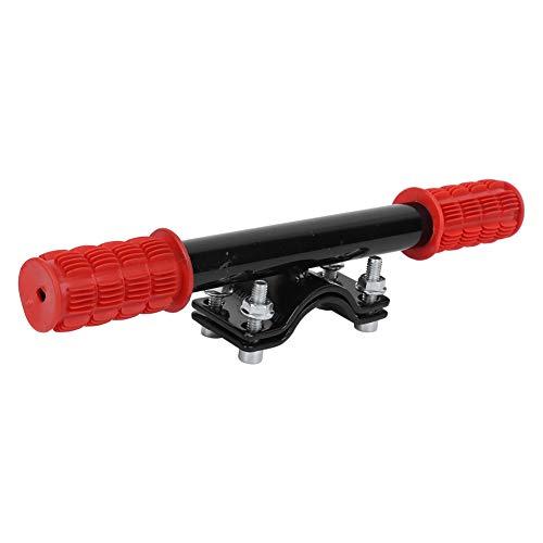 Accesorio de barra de agarre ajustable de aleación de aluminio de 8 pulgadas para niños, piezas de soporte seguro para scooter para niños