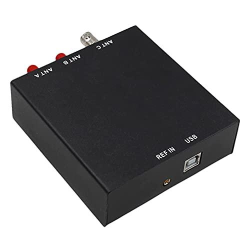 Naisde Receptor de Radio portátil SDRplay RSPdx 1 Khz-2 GHz Universal Software Receptor de Radio portátil SDRplay RSP