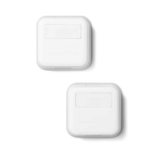 Honeywell Home RCHTSENSOR-2PK/E RCHTSENSOR-2PK Smart Room Sensor, White