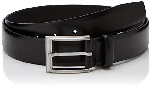 ESPRIT Accessoires Herren 999EA2S804 Gürtel, Schwarz (Black 001), 676 (Herstellergröße: 100)