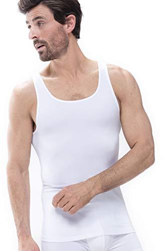 Mey Basics Serie Software Herren Shirts ohne Arm Weiß M