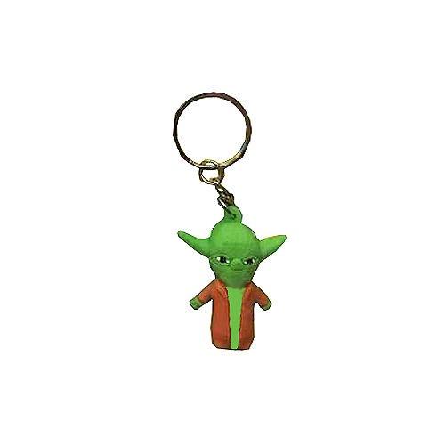 Star Wars Anime Yoda Schlüsselanhänger