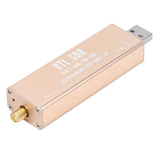 Weikeya Caratteristiche Tecniche del Ricevitore elettromagnetico, Ricezione del Segnale con Lega di Alluminio walkie-Talkie Chiamata Sub-Tono analogico