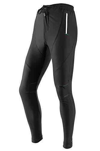 ROCKBROS Hose Fahrradhose Freizeithose Lange Radhose für Männer Herren Reflektierend Atmungsaktiv (Typ A Asiatische Größe XL)