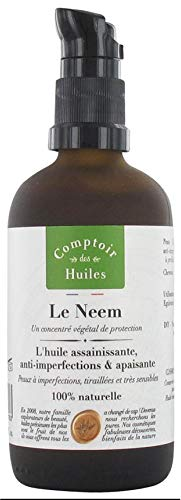 Comptoir des Huiles Le Neem Huile Végétale 100 ml