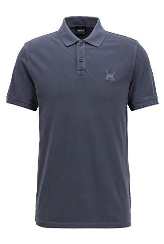 BOSS Herren Prime Poloshirt, Blau (Dark Blue 402), XL EU