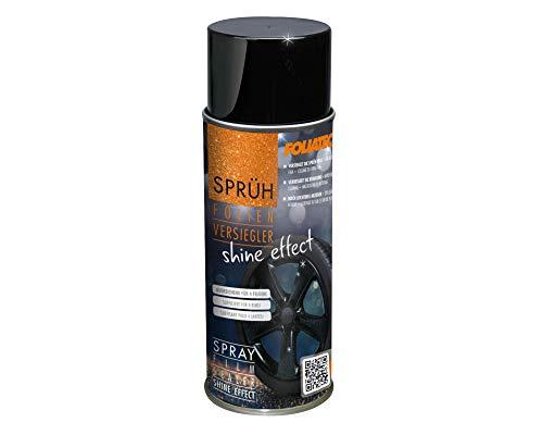 Foliatec 2108 Sprühfolien Versiegler 400 ml, Effect, shine Effekt