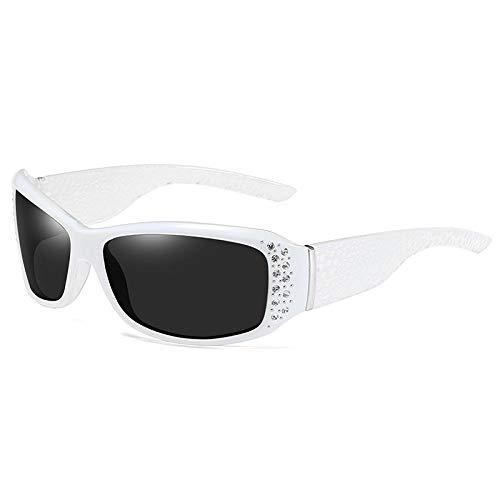 Gafas de Sol Sunglasses Mujeres Gafas De Sol Polarizadas Mujeres Hombres Gafas De Sol De Conducción De Plástico Gafas De Sol De Conducción De Moda Masculina Femenina Uv40