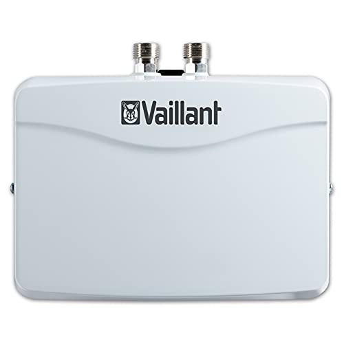 Vaillant VEDH3 / 2N 1220VEDH3 / 2N Petit chauffe-eau instantané hydraulique, sans pression, 230 V, blanc [classe énergétique A]