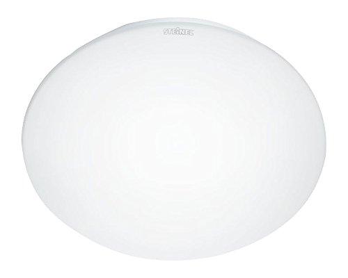 Steinel LED Innenleuchte RS 16 LED - 9.5 W Wandlampe, 940 lm, 360° Bewegungsmelder, max. 3-8 m Reichweite, Deckenleuchte
