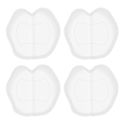 Save %6 Now! Exceart 100Pcs 130mm Disposable Breast Pad Breathable Nursing Pads Anti-Overflow Baby F...