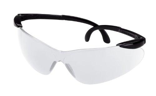 Champion Traps and Targets, Shooting Glasses Ballistic Open, Schwarz/Transparent (40615)