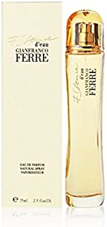Gianfranco Ferre Essence D'eau By Gianfranco Ferre For Women. Eau De Parfum Spray 2.5 Ounces