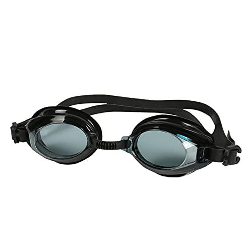 ATARSM Gafas de natación Impermeables Anti Niebla Gafas de natación Agua Silicona Gafas de Buceo Grandes Protección UV Hombres Mujeres Niños