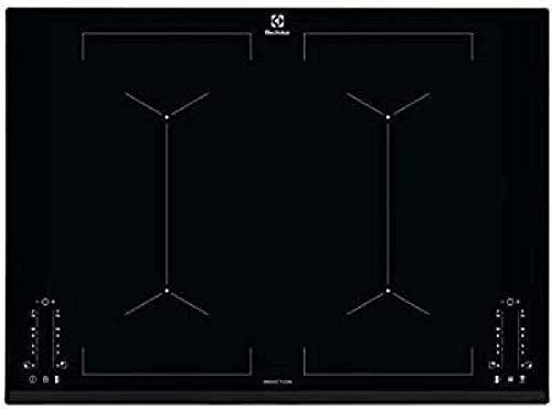 Electrolux EIV744 Plaque de Cuisson à Induction, 7350 W, Noir