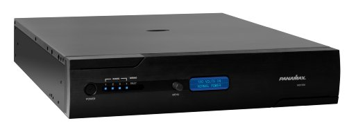 Panamax MB1500 Home Theater Uninterruptible Power Supply Battery Backup and Power Conditioner