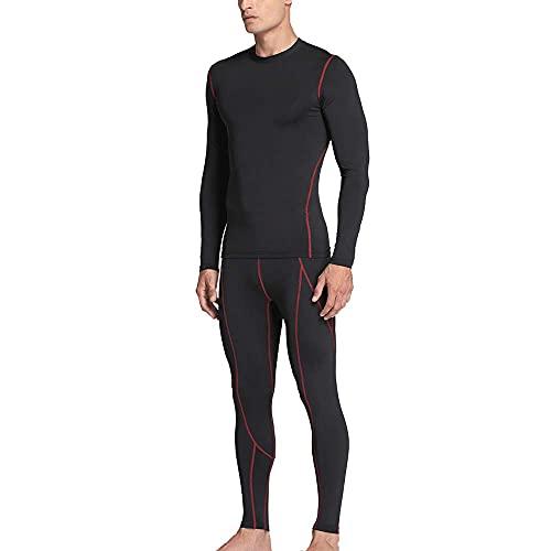 XBSXP Traje de Neopreno para Hombre, Traje de Buceo de Cuerpo Entero Traje de Surf para Hombre Traje de baño multifunción de Manga Larga, Buceo, esnórquel y natación, Surf, Playa, Deport