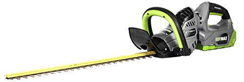 Review Of Earthwise LHT15824 58-Volt Cordless Hedge Trimmer, 24-Inch, Green