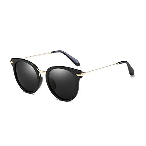 ZDQ Pilot gepolariseerde zonnebril mannen & vrouwen - UV 400 beschermde metalen frame voor rijden strand mode reizen