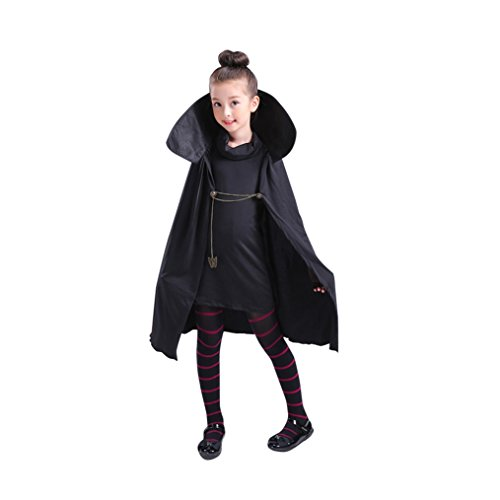 qingning Hotel Mavis Cosplay Anzug Robe Kleid Leggings Kinder Halloween Kostüme