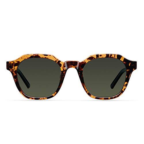 MELLER - Suri Tigris Olive - Gafas de sol para hombre y mujer