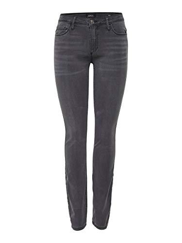 ONLY Damen Skinny Fit Jeans ONLUltimate King Rg M34Medium Grey Denim