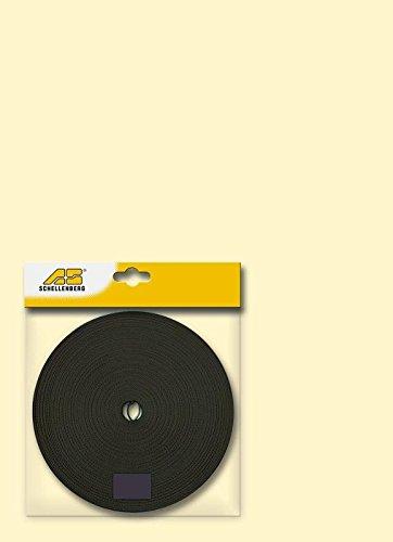 Schellenberg 81204 - Cinghia per tapparelle, 18 mm / 12,0 m, colore: Marrone