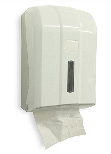 MEDIAL Dispensador de papel higiénico interfoliado Wave