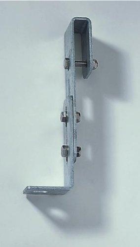Verstellbare Maueranker Stahl verzinkt - 63252