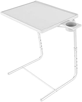 Huanuo Adjustable TV Tray Table & Dinner Tray for Bed or Sofa