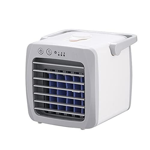 ATZQER Condizionatore Portatile, Umidificazione per Ufficio in Mini Dormitorio per Uso Domestico E Dispositivo di Raffreddamento dell'Aria, Piccolo Ventilatore per L'aria Condizionata