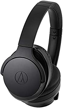 Audio-Technica QuietPoint Wireless Active Noise-Cancelling Headphones