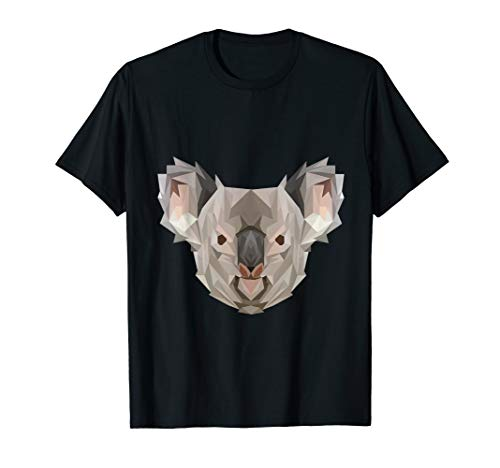 Australian Animal Backpacker Gift Idea Koala T-Shirt