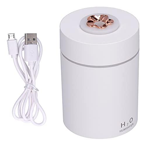 Umidificatore, luci colorate a LED 240 ml purificatore d'aria a nebbia di grande capacità per l'ufficio in casa dell'auto