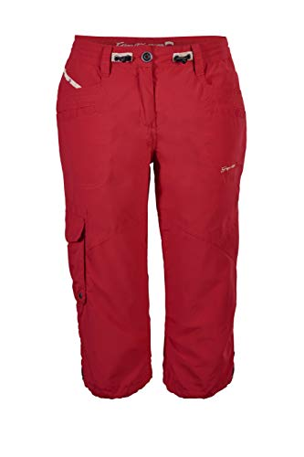 G.I.G.A DX Fenia Casual Caprihose Femme Rouge Moderne FR : M (Taille Fabricant : 40)