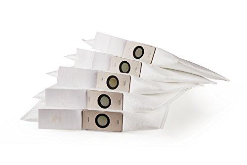 Filterbeutel für Dentallabor/Tischbsaugung von Fischer Luftfilter verwendbar z.B. für KaVo EWL 0.658.2160 Absauganlage //5 Stück Ersatzfilter für KaVo Tischschublade