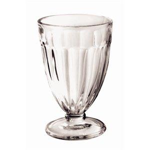 6 x szklanki amerykańskie Sundae 320 ml/140 x 88 mm kubki do picia deserów