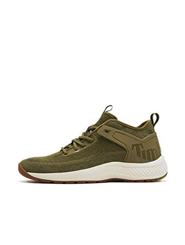 Timberland Men Sneakers Flyroam Sprint Mid ReBOTL Olive