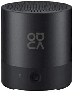 MINGTAI Bluetooth Audio Mini Speaker Car Subwoofer Portable Audio Portable Compact Green (Color : Black)