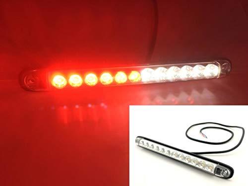 LED Rückfahrscheinwerfer Nebelscheinwerfer Anhänger PKW LKW Kombileuchte 12/24V