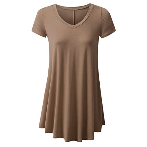 WUAI-Women Sleeveless Slim Fit Turtleneck Mock T-Shirt Tank Tops Basic Comfy Soft Shirts Blouse Vests