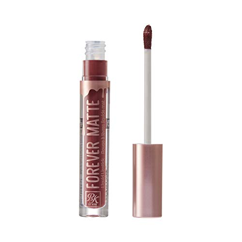 Ruby Kisses Forever Matte Liquid Lipstick - RFML08 Tippy Toe