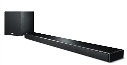 Yamaha Surround Musiccast Soundbar Home Speaker Black (YSP-2700BL)