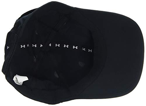 Under Armour Men's Shadow 4.0 Hat, Black (001)/Reflective, One Size Fits All