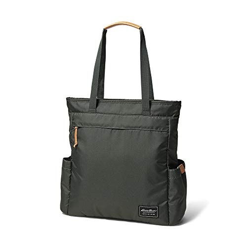 Eddie Bauer Unisex-Adult Bygone Backpack Tote, Dk Loden Regular ONESZE