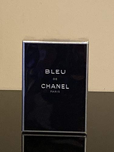 Bleu De Chanel by Chanel For Men 100% Authentic 1.7 oz EDT