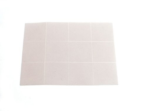 Lot de 20 auto-adhésifs double face tapis de mousse de 25 mm x 25 mm 20 bandes de 12 Pads